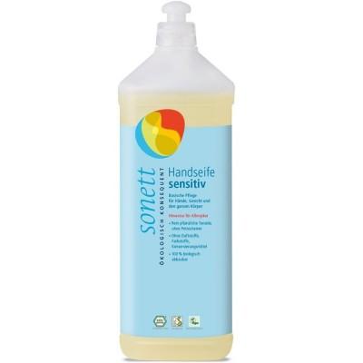 Săpun lichid ecologic sensitiv 1L SONETT