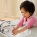 Săpun lichid ecologic spumant cu gălbenele pentru copii