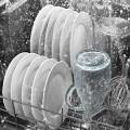 Soluție ecologică pentru clătire vase în mașina de spălat vase