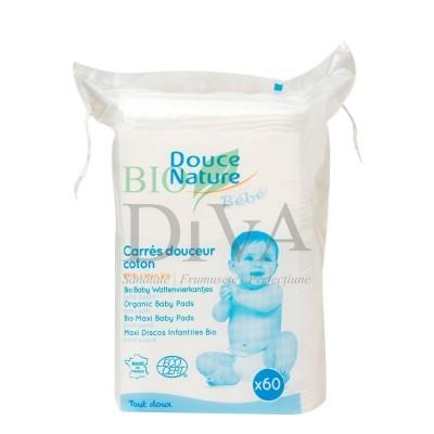 Șervețele uscate delicate pentru bebeluși DOUCE NATURE