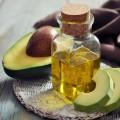Ulei de avocado natural
