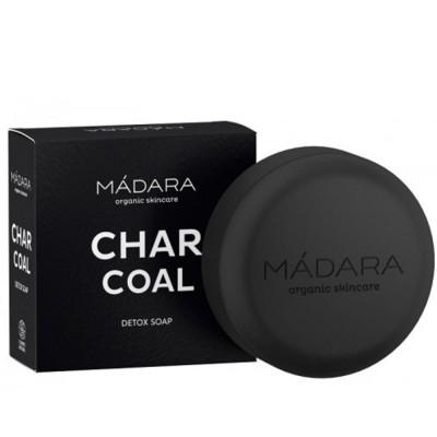 Săpun organic detox Charcoal Madara