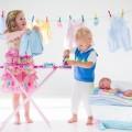 Detergent hipoalergenic pentru hăinuțele copiilor