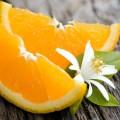 Flori de portocale dulci bio