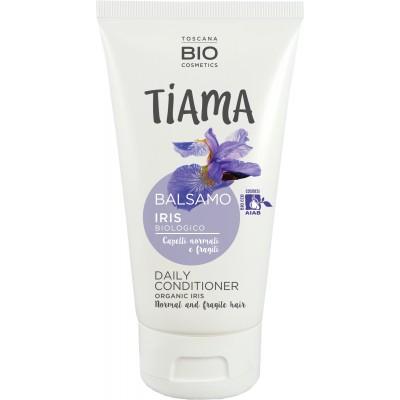 Balsam de păr cu iris bio Tiama