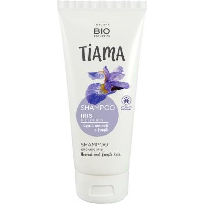Șampon cu iris natural Tiama