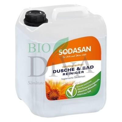 Soluție ecologică de curățare pentru baie SODASAN