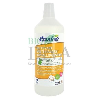 Detergent multi-suprafete hipoalergenic ECODOO
