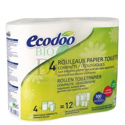 Hartie igienica compacta ECODOO