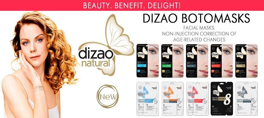 Produsele marca Dizao Organics sunt 100% fără chimicale