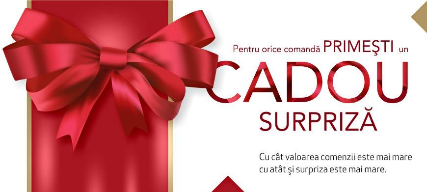Campanie Cadou Surpriză